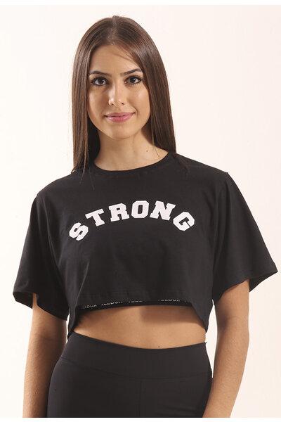 Cropped STRONG Teebox Feminino