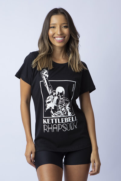 Babylook Teebox Kettlebell Rhapsody