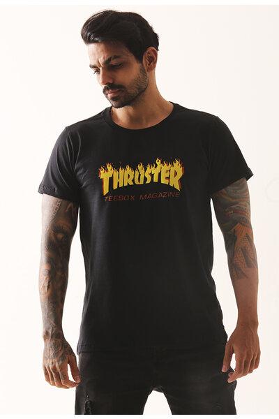 Camiseta masculina Teebox THRASH THRUSTER