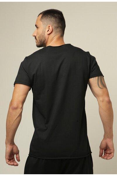 Camiseta masculina Teebox Treino & Chocolate