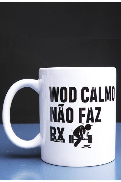 Caneca WOD RX