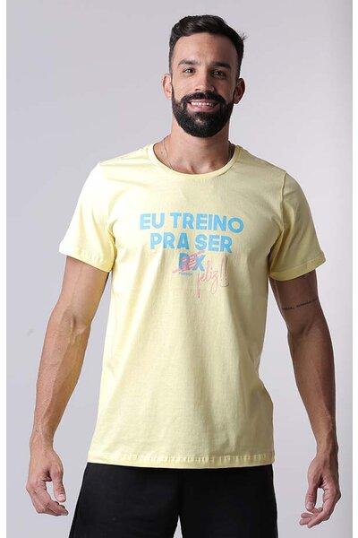 Camiseta masculina Teebox RX FELIZ