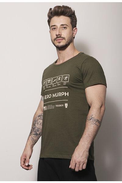 Camiseta masculina Teebox HERO MURPH