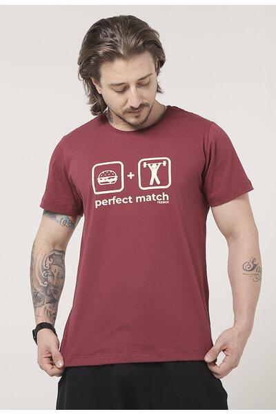 Camiseta Masculina Teebox PERFECT MATCH