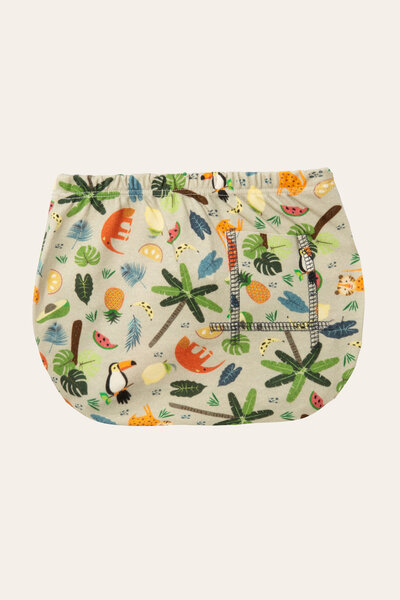 Tapa Fralda Tropical Summer