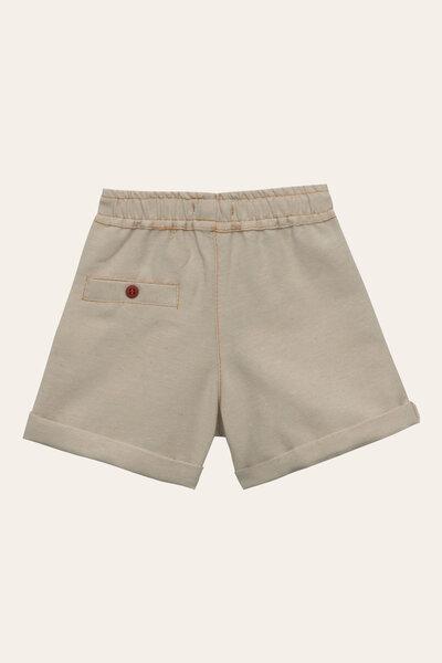 Shorts Milu Noronha Bege