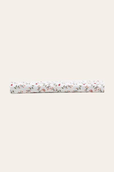 Lencol elastico jardim borboletas