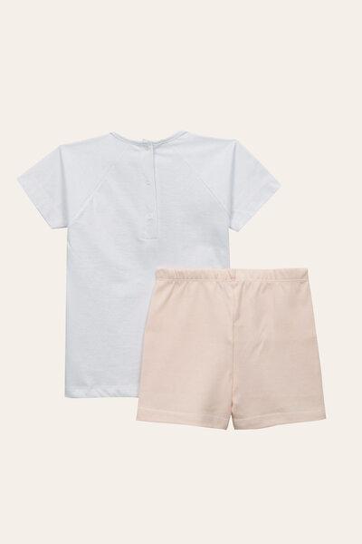 Pijama Curto Urso