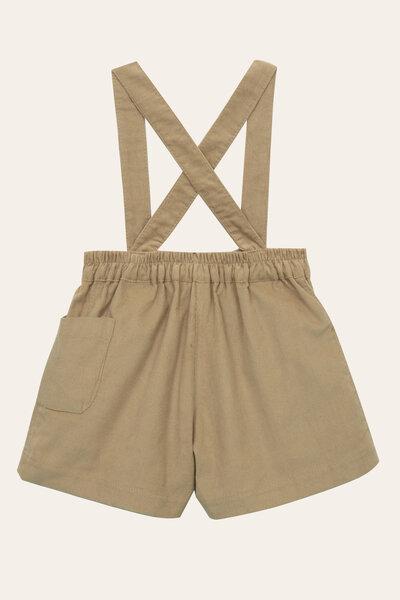 Shorts Bru Veludo