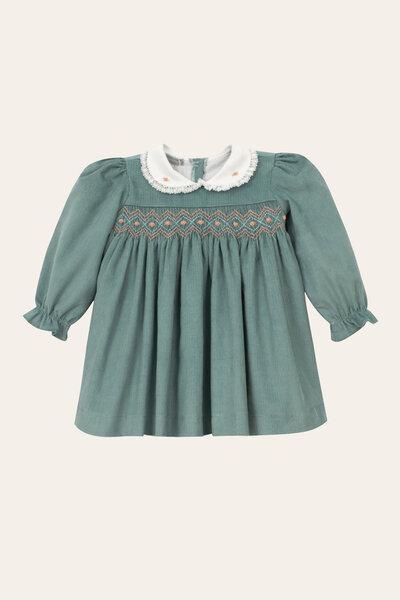 Vestido Eliza Veludo