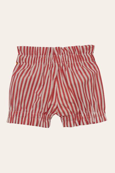 Shorts Laço Listras