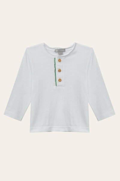 T-shirt Manga Longa