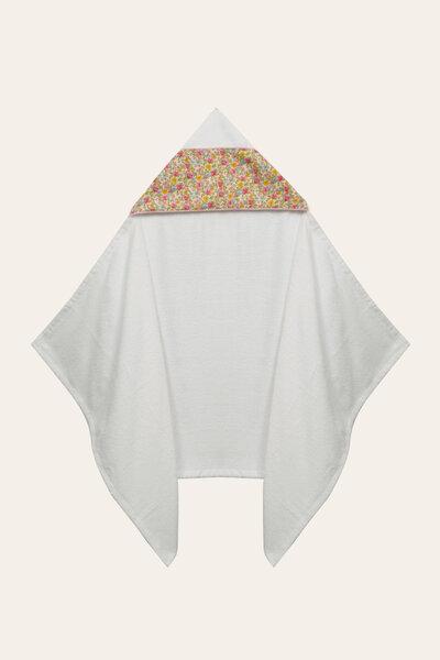 Toalha Capuz Grande Estampada 03 Colorido