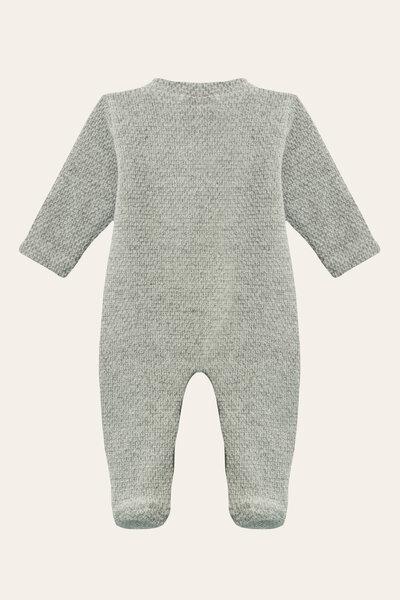 Macacão Borboleta Tweed