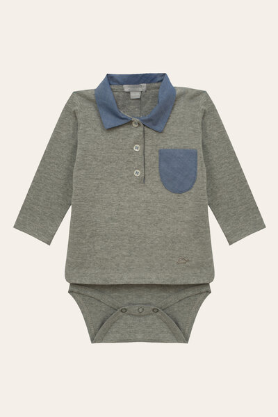 Body Camiseta Pietro