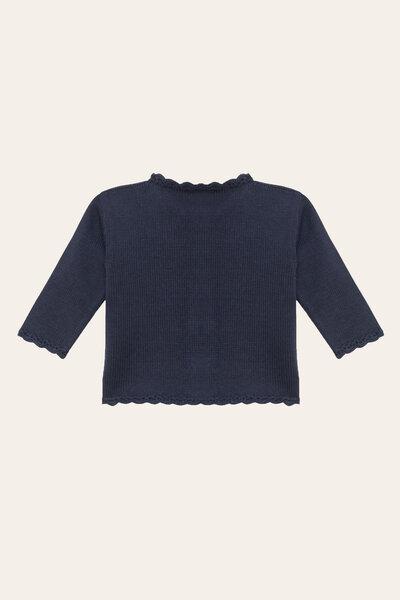 Cardigan Croche