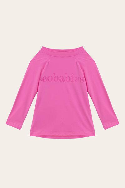 Camiseta Ecobabies Manga Longa