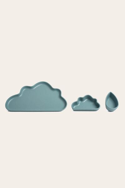 Conjunto Pratinho Nuvem