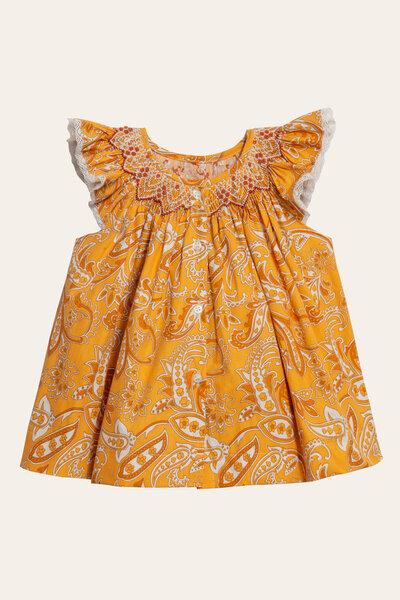 Vestido Isabel Paisley