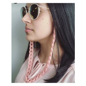 Sunglasses Chain Larga Rosinha