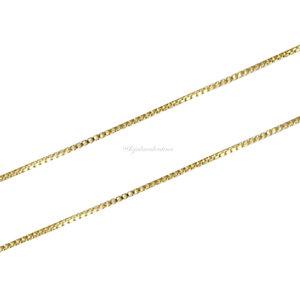 Corrente Veneziana Ouro 45 cm