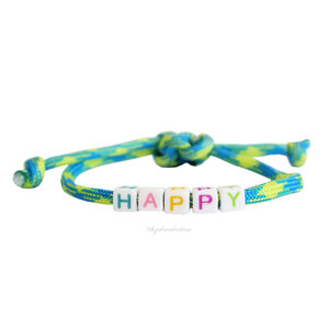 Pulseira Colors Summer - HAPPY