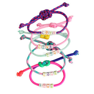 Pulseira Colors Summer - LOVE