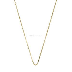 Corrente Veneziana Ouro 60 cm
