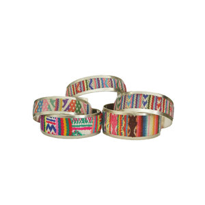 Bracelete Peruano Médio Colorido II