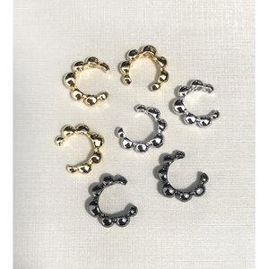 Piercing Fake Bolinhas Lisas - Cores (Unitário)
