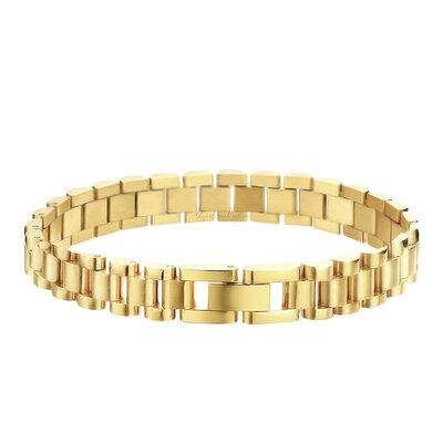 Pulseira Trend Gringa Dourada