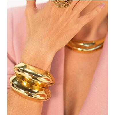 Bracelete Mola Lala - NÁDIA GIMENES