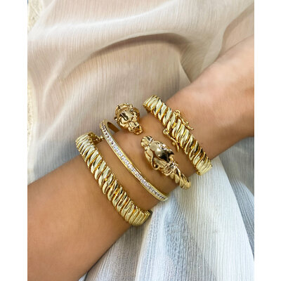 Pulseira New Vintage Style Ouro