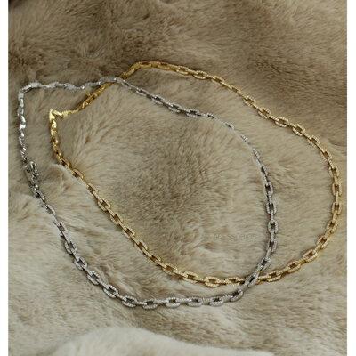 Colar Cartier Delicada Cravejada Ouro