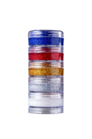 Kit Colormake Glitter Cremoso c/ 5 unidades