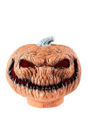 Abóbora Decorativa Halloween com luz