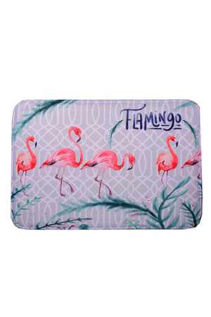 Tapete Flamingos