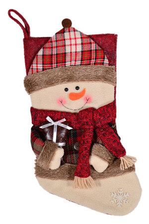 Bota Boneco de Neve Luxo