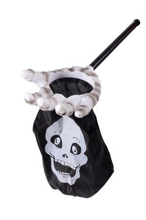 Sacola Mão Pega Doces Halloween