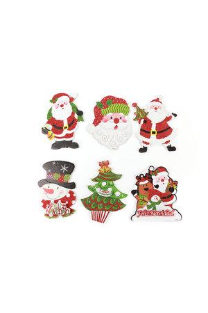 Placa Decorativa Natalina Pequena