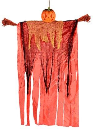 Abóbora Decorativa Halloween para pendurar com luz