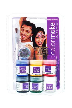 Tinta Facial Color Make