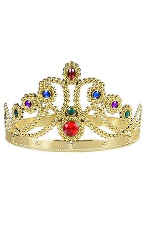 Coroa de Princesa Plástica