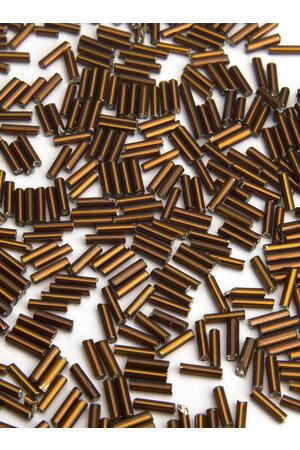 Canutilho Marrom Metalizado