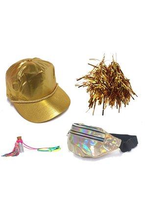 Kit Descolada Gold