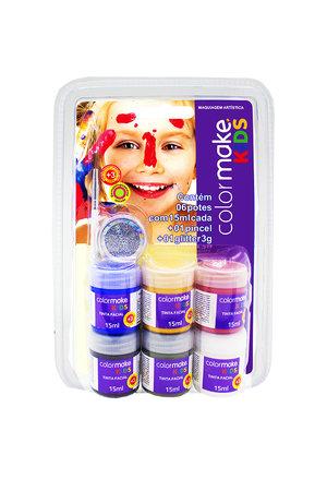 Tinta Facial Color Make Infantil
