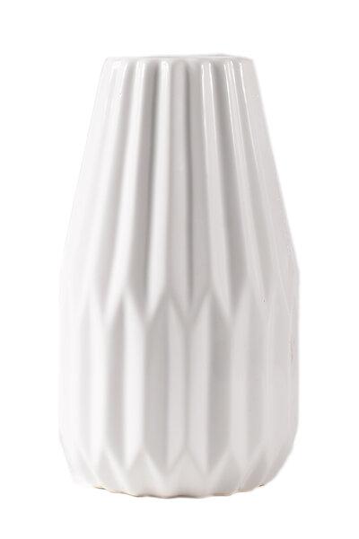 Vaso de Cerâmica Chanfrado 24,5cm