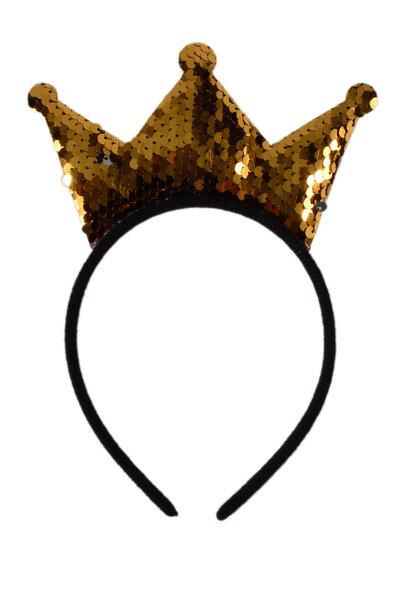 Tiara Princesa Paetê