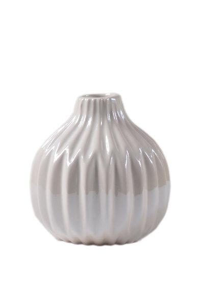 Vaso de Cerâmica Perolado
