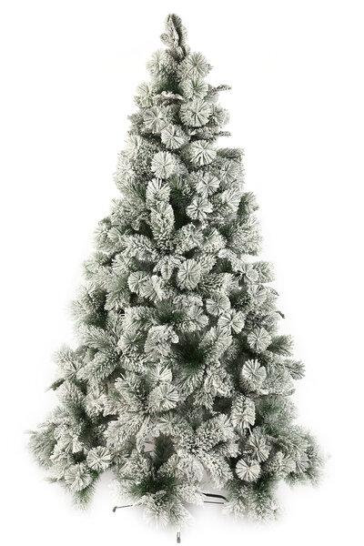 Árvore Pinheiro Luxo Nevada 210cm